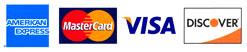DDS - Credit Card Logos